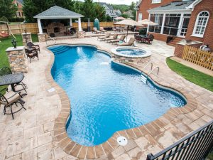 Trilogy pools home 1 for Pool design lincoln ne