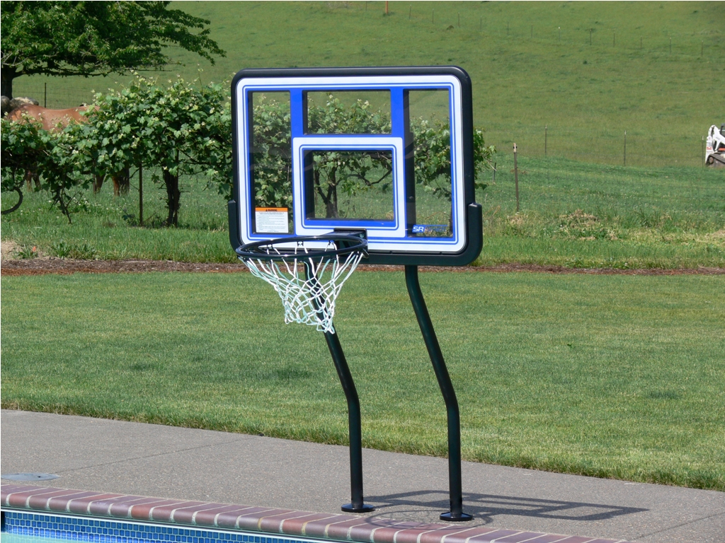 Plastic basketball hoop all scores info