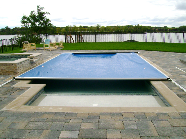 Automatic Pool Covers Performance Pools Spa Lincoln Ne 402 601 6906